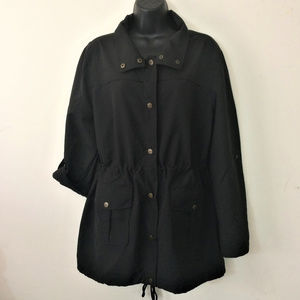 NWT Sanctuary {Anthropologie} Trench Nylon Jacket